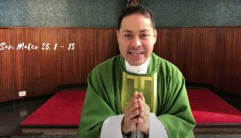 Evangelio 8 noviembre